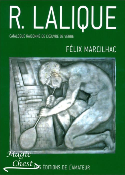 René Lalique, catalogue raisonné de l'oeuvre de verre. Стекло