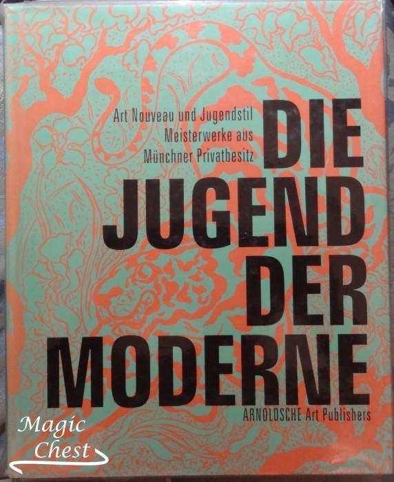 Die Jugend der Moderne: Art Nouveau und Jugendstil — Meisterwerk