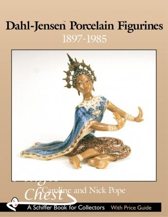 Dahl-Jensen™ Porcelain Figurines