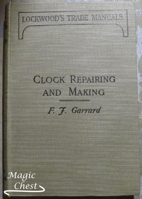 Clock Repairing and Making