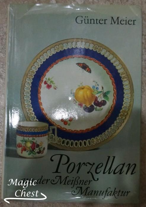 Porzellan aus der Meisner Manufaktur