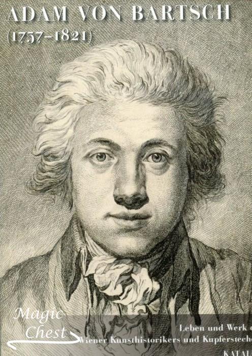 Adam von Bartsch (1757-1821) в 2-х томах