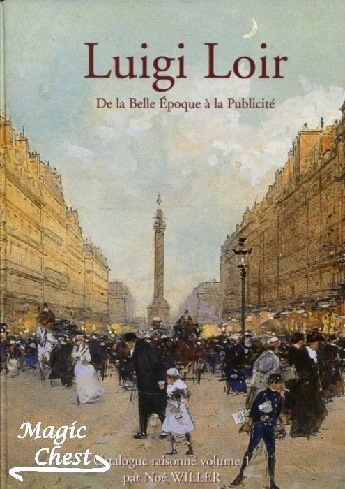 Luigi Loir. Catalogue raisonne v. 1