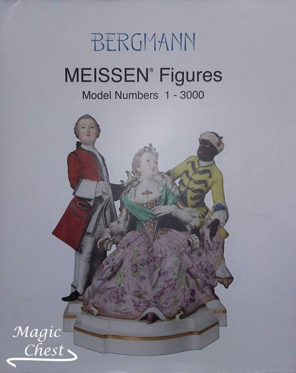 Bergmann. Part I. Meissen Figures Model Numbers 1 — 3000, Part II. Meissen Figures Model Numbers Series — Animals