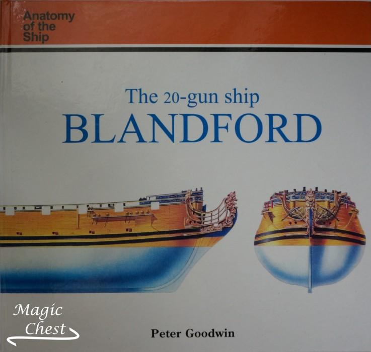The 20-gun ship Blandford