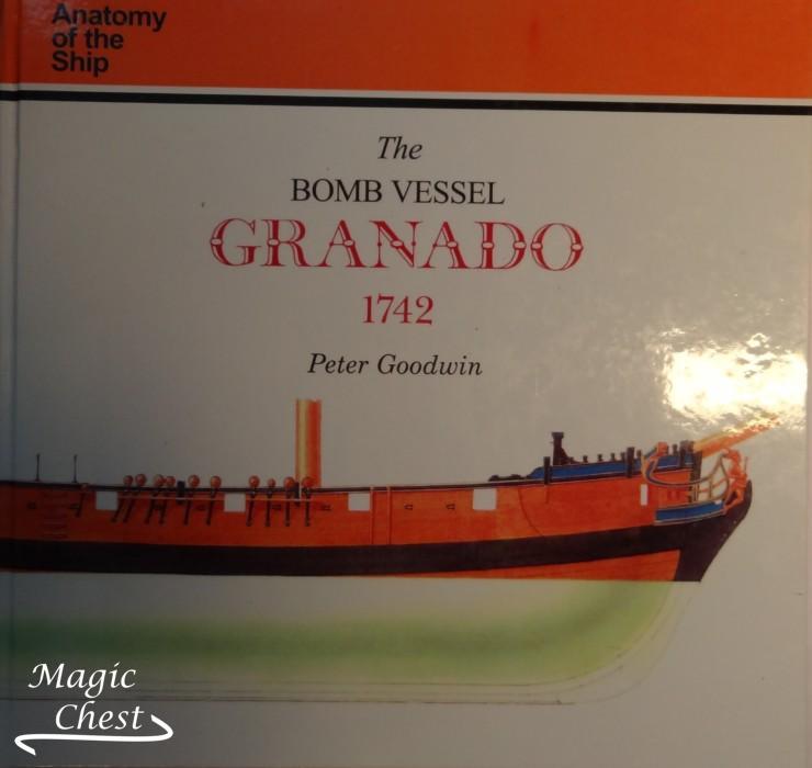 The Bomb Vessel Granado 1742