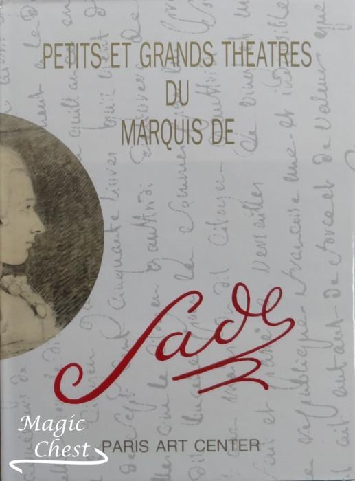 Petits Et Grands Theatres Du Marquis De Sade