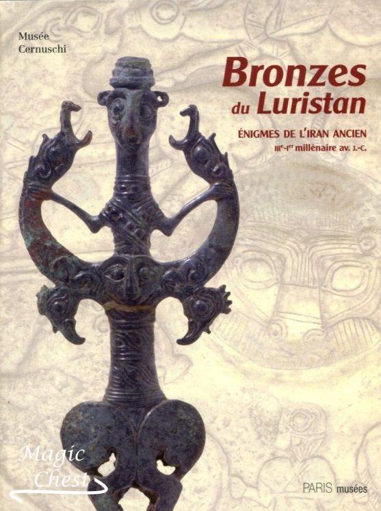 Bronzes du Luristan. Enigmes de l'Iran ancien (IIIe-Ier millénaire avant J-C)