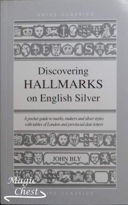 Discovering HALLMARKS on English Silver. Клейма Английского серебра