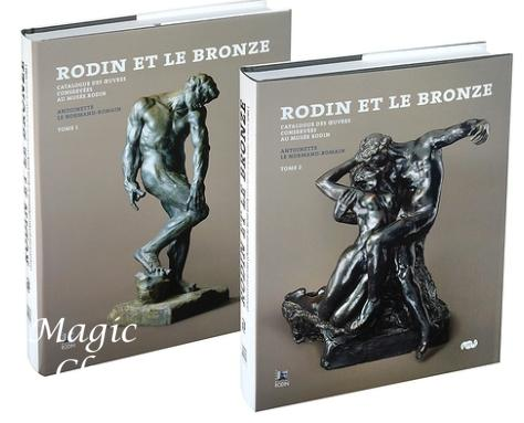 The bronzes of Rodin. Catalogue of works in the Musee Rodin, в 2-х томах