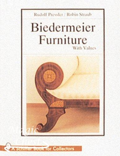 Biedermeier Furniture. Мебель