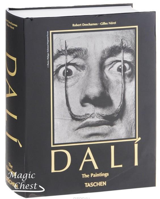Dali. The Paintings. Дали. Живопись