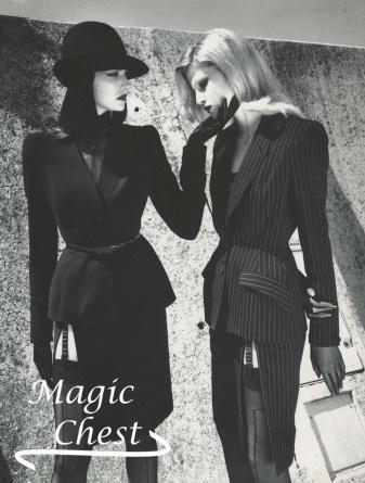 Мода и стиль в фотографии 2003