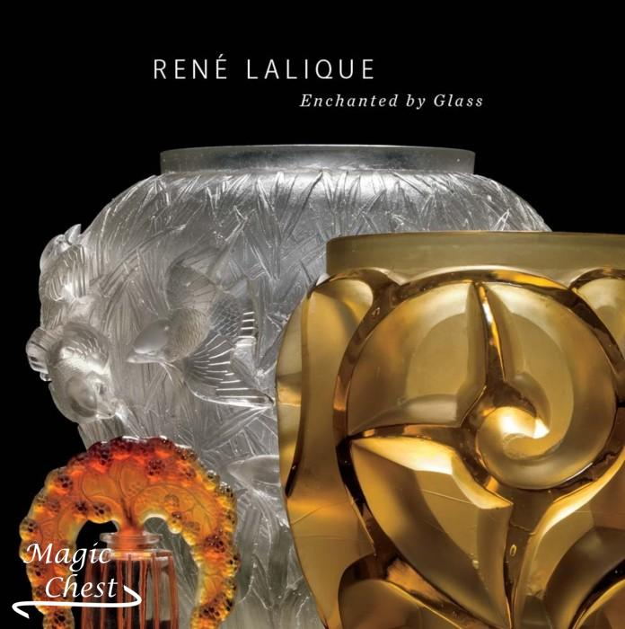 Rene Lalique Enchanted by Glass