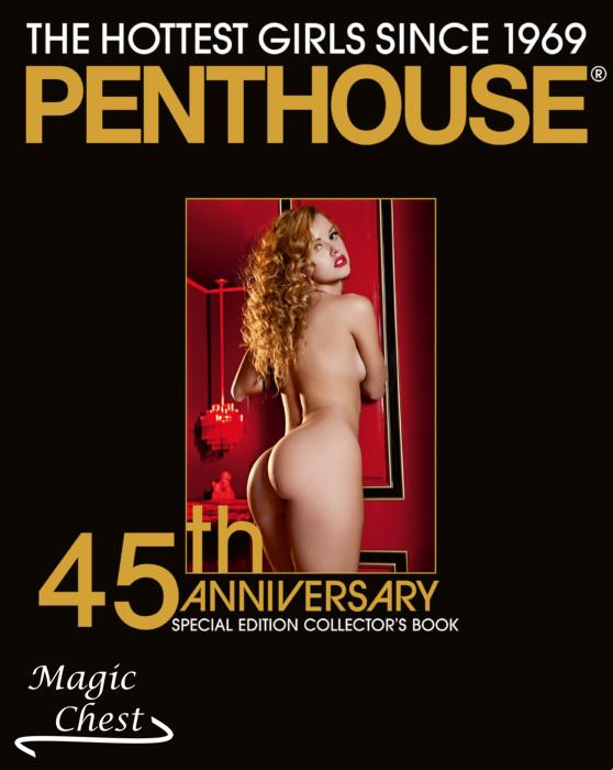 Penthouse. 45th Anniversary Special Edition Collector's Book