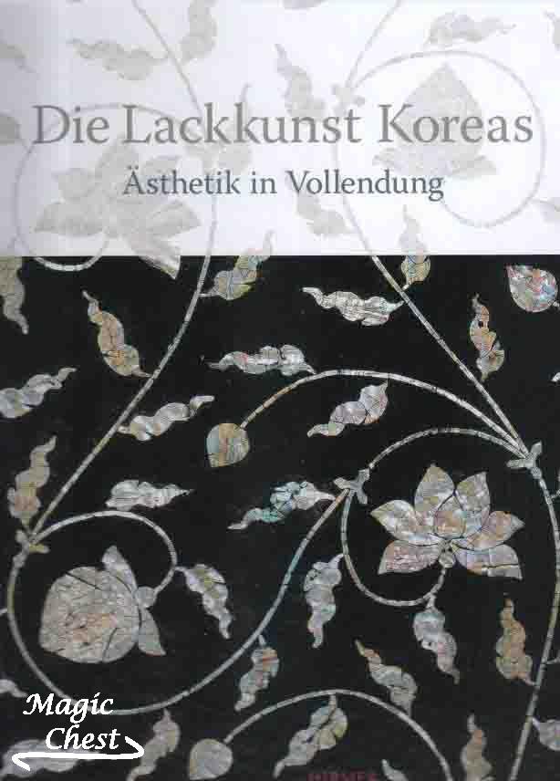 Die Lackkunst Koreas. Ästhetik in Vollendung. Лаковые изделия