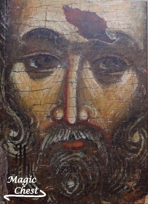 Великий Святитель. Икона XIV века из собрания семьи Татинцян