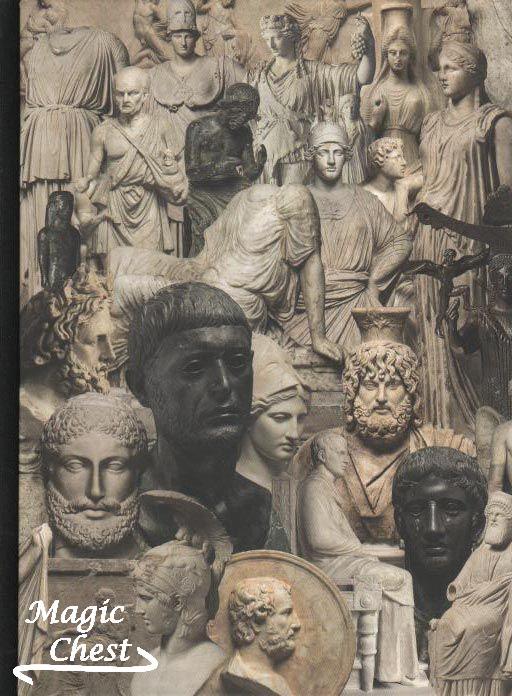 Греко-римская скульптура в собрании Эрмитажа