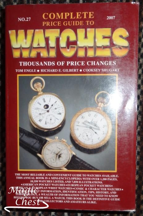 Complete price guide to Watches. No.27