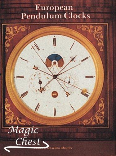 European Pendulum Clocks