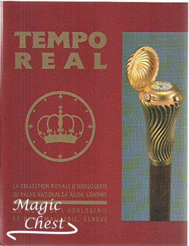 Tempo real. La collection royale d'Horlogerie du Palais National da Ajuda, Lisbonne