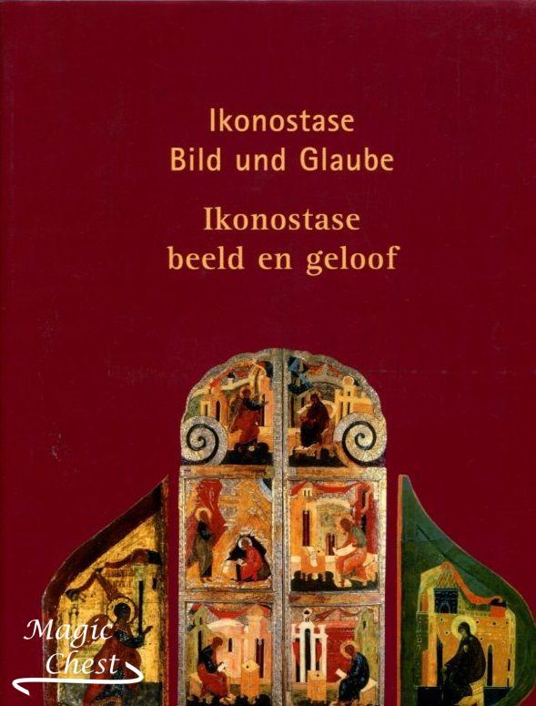 Ikonosrase Bild und Glaube / Ikonostase beeld en geloof