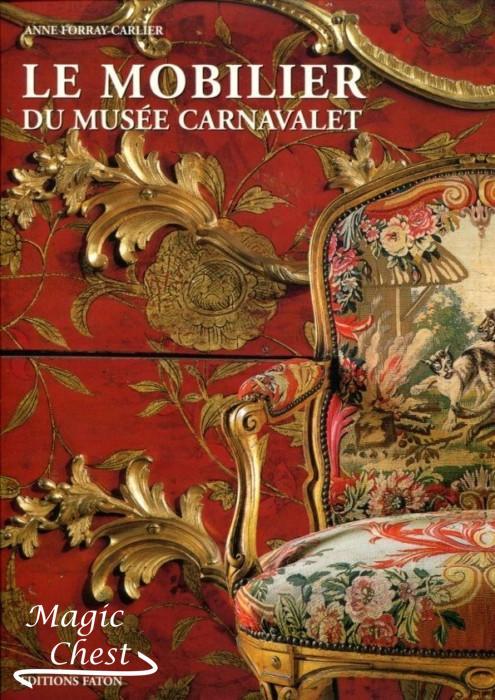 Le mobilier du musée carnavalet