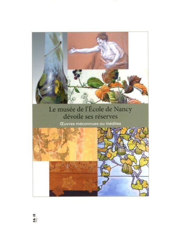 Le musée de l'Ecole de Nancy dévoile ses réserves