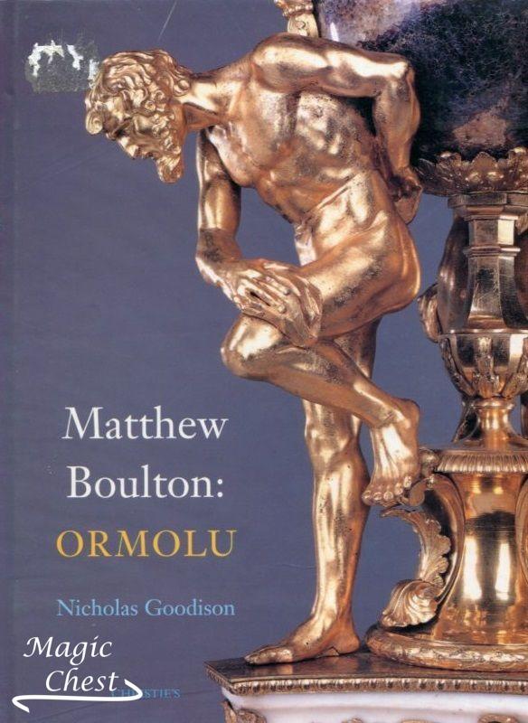 Matthew Boulton. Ormolu
