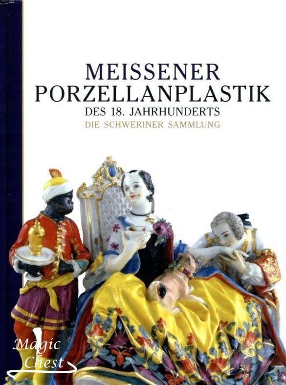 Meissener Porzellanplastik des 18. Jahrhunderts