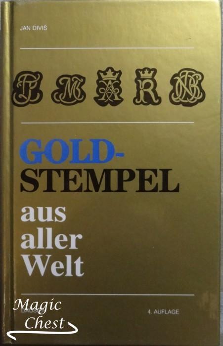 Gold Stempel aus aller Welt. Золотые клейма стран мира
