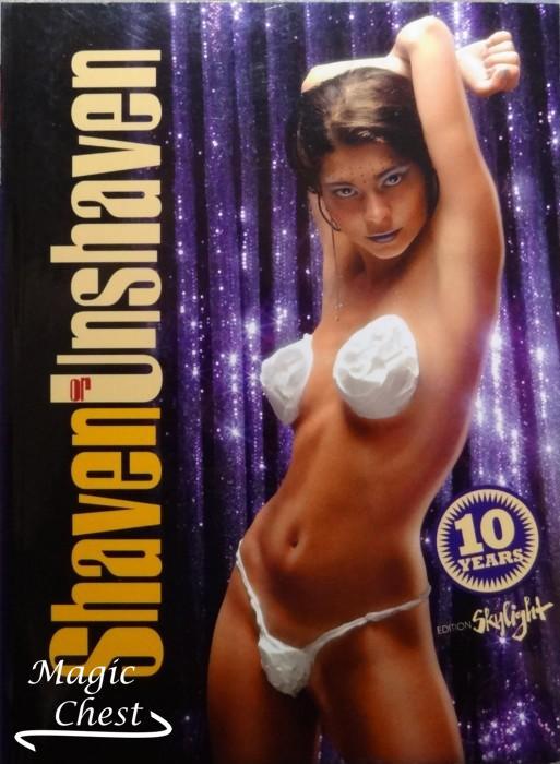 Shaven or Unshaven (Special anniversary edition). Эротические фотографии
