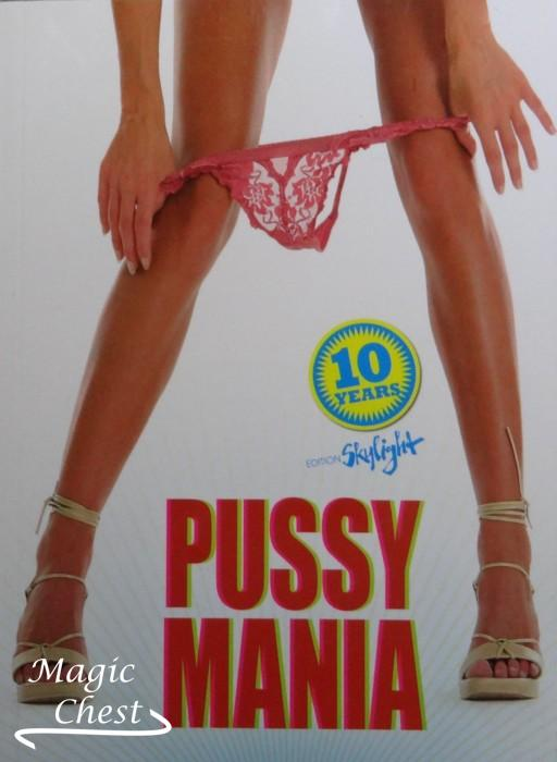 Pussy Mania. Эротические фотографии