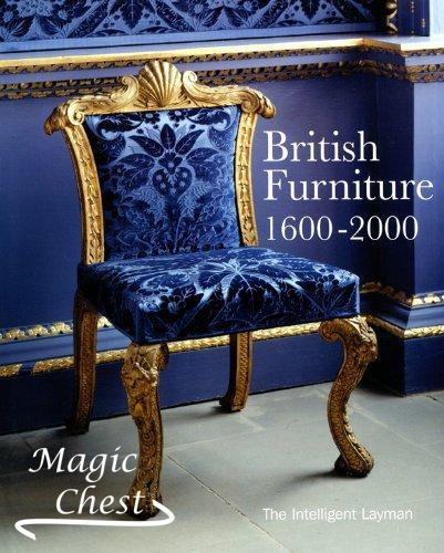British Furniture 1600-2000. Мебель