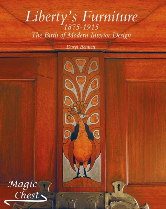 Liberty's Furniture 1875 -1915 The Birth of Modern Interior Design. Мебель