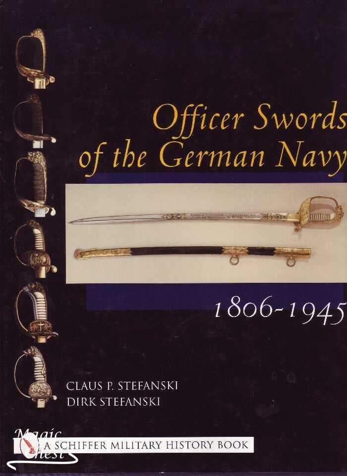 Officer Swords of the German Navy 1806-1945