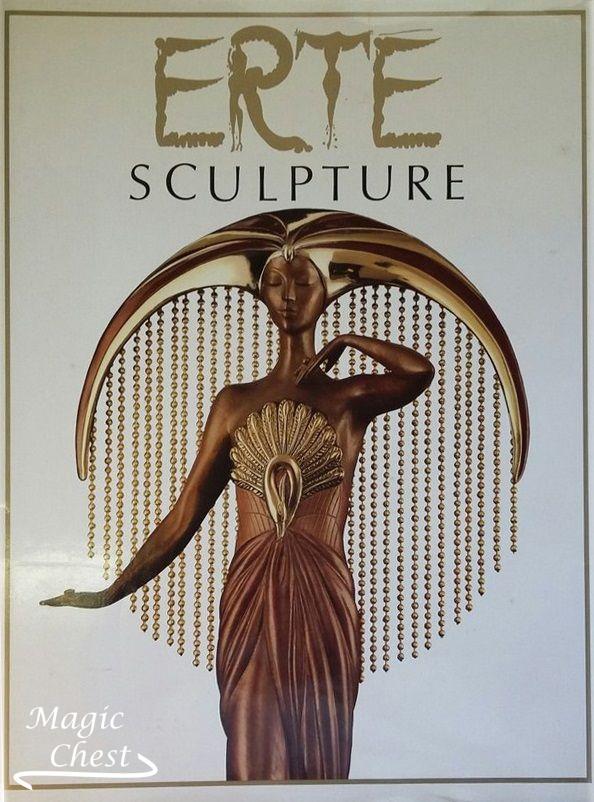 Erté. Sculpture