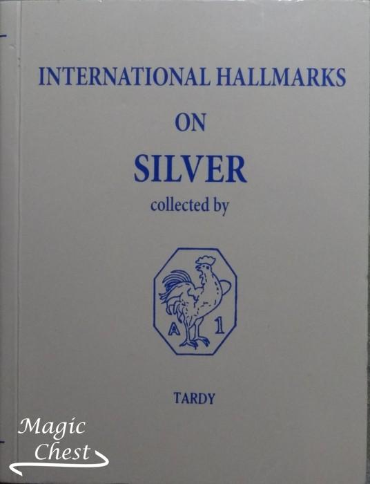 International Hallmarks on silver collected by Tardy