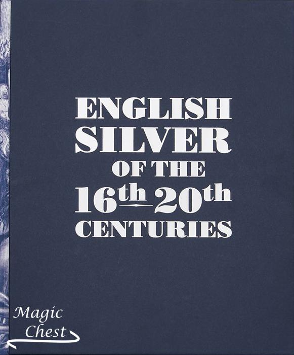 English Silver of the 16th–20th Centuries. The Collection of the Moscow Kremlin Museums