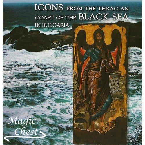 Icons from the thracian coast of the Black Sea in Bulgaria