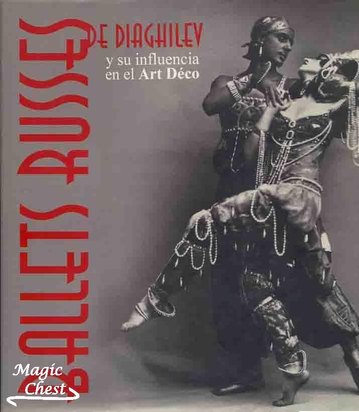 Ballets russe de Diaghilev y su influencia en el Art Deco