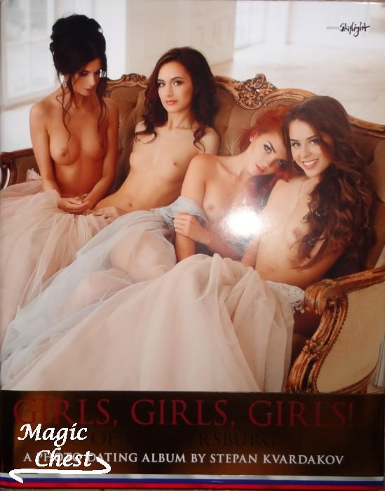 Girls, Girls, Girls! of St. Petersburg. A Photo Dating Album