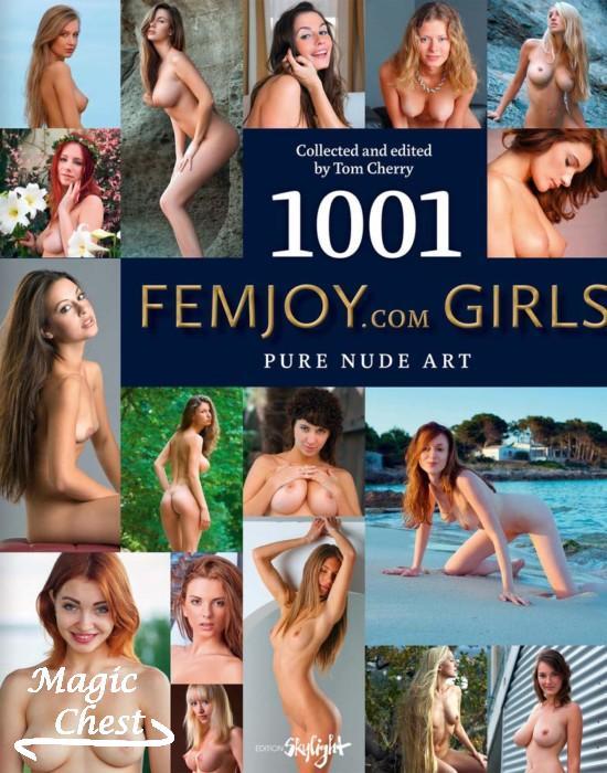 1001 Femjoy Girls. Pure Nude Art