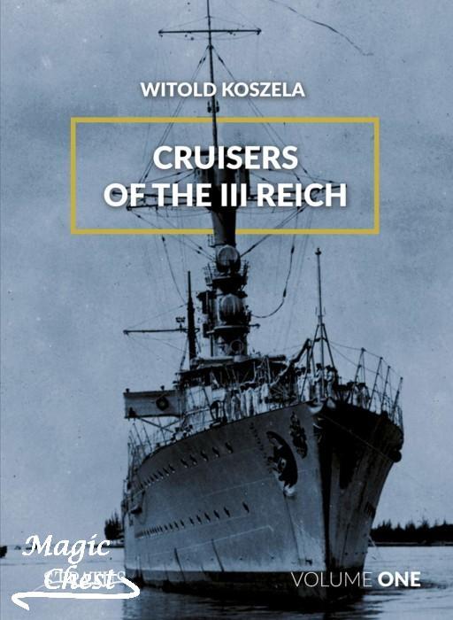 Cruisers of the III Reich. Vol. 1. Крейсера III рейха. Том 1